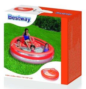 Bestway Family Ø 232 x 63 kinderzwembad