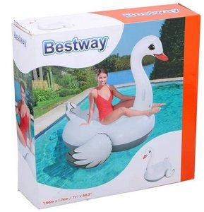 Bestway Ride on Zwaan Supersize zwembadspeelgoed